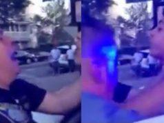 Boston Cop Arrest