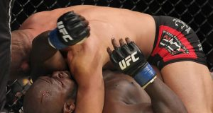 UFC 118: Couture vs Toney