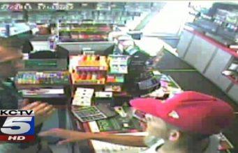 Kansas Store Robbery