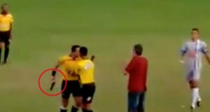Soccer Referee Gun