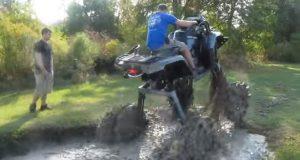 Tall ATV