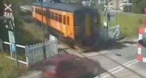 Train Vs Car