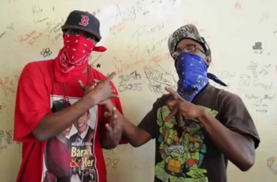 Bloods And Crips Unite To Declare War On ISIS - Thug Life ...
