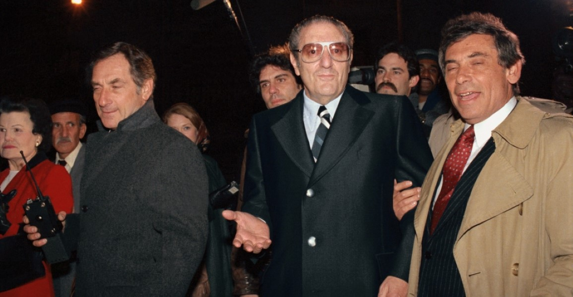 Study italian nyc mobster