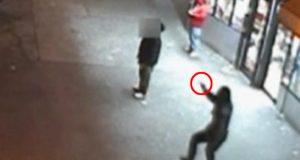 Man Coughs Up Bullet