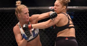 MMA: UFC 193-Rousey vs Holm