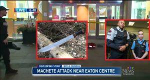 Toronto Attack