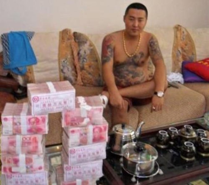 Chinese Gangster