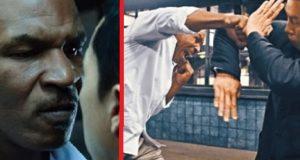 Donnie Yen vs. Mike Tyson