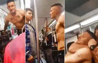 Subway MMA