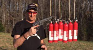 Magnum Fire Extinguishers (2)