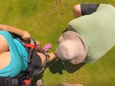 Paragliding Shanghai