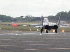 MiG-29 Vertical Take off