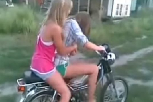 Motorcycle Fails