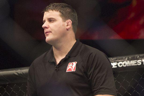 UFC ref 5
