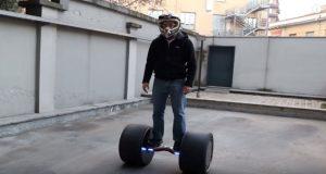 Hoverboard Formula One Tires