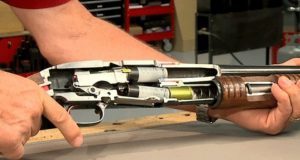 Inside of a Shotgun