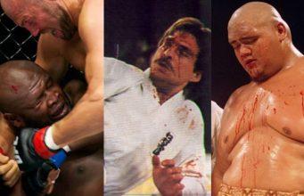 MMA Debut Failures