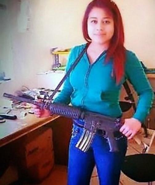 Mexican Hitwoman