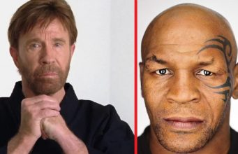Mike Tyson Chuck Norris