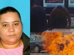 Mom Sets Daughter'€™s Alleged Molester On Fire