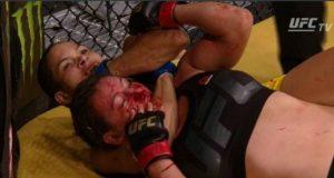 Nunes Tate UFC