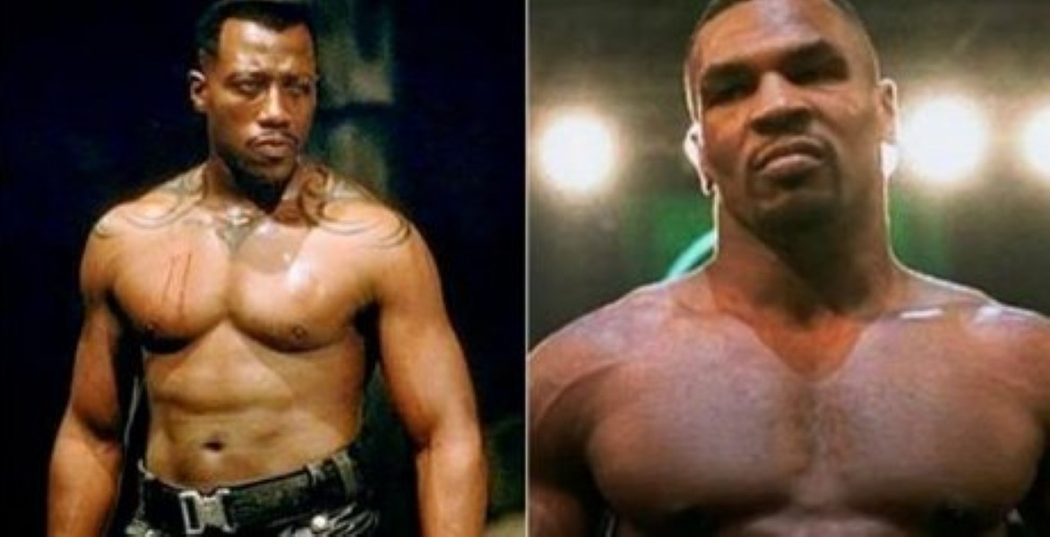 Heres What Happened When Mike Tyson Caught Wesley Snipes