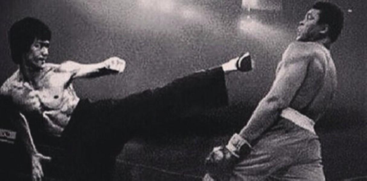Muhammad Ali Bruce Lee (1)