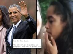 malia obama punishment
