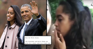 malia obama punishment