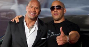 the rock vin diesel 2