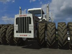 World's Largest Farm Tractor