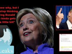 clinton-trump-wikileaks