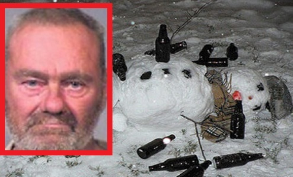 Drunk Snowman Pervert