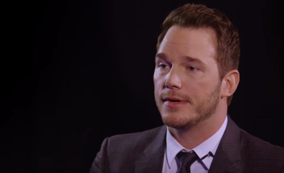 Jennifer Lawrence & Chris Pratt Insult Each Other