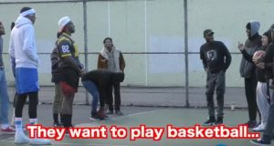 Nerds Play Basketball In The Hood Like A Boss Coby Persin (1)