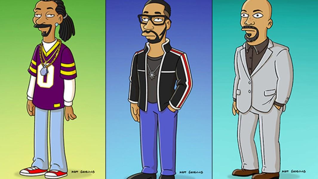 Snoop Simpsons