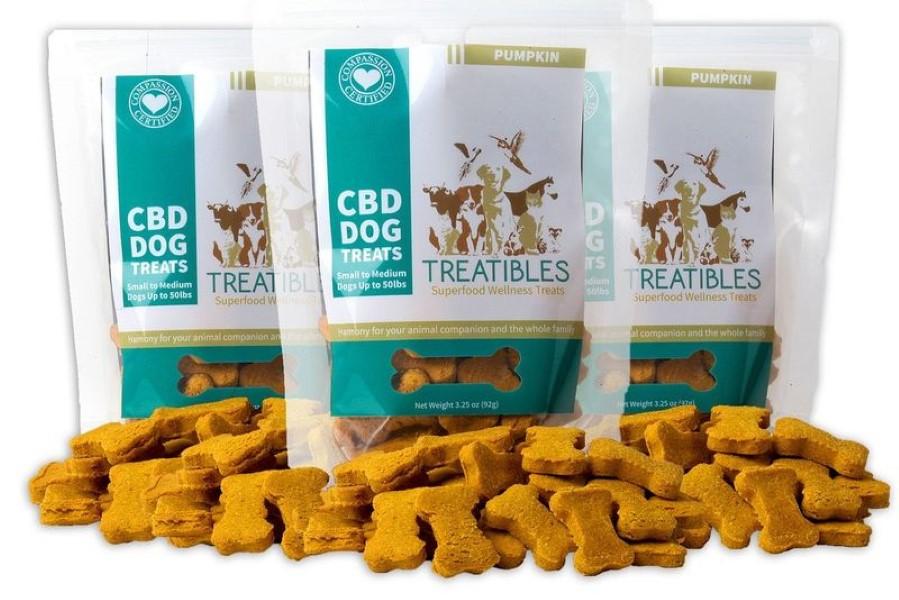 Marijuana Dog Treats