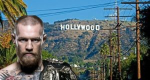 Conor McGregor Hollywood