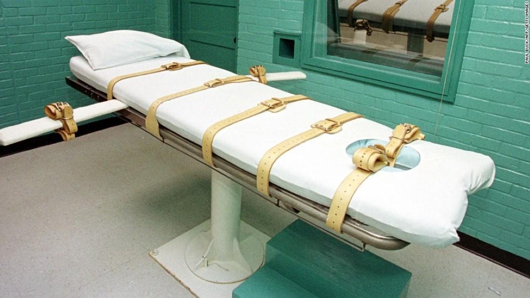 Dylann Roof Death Sentence (1)