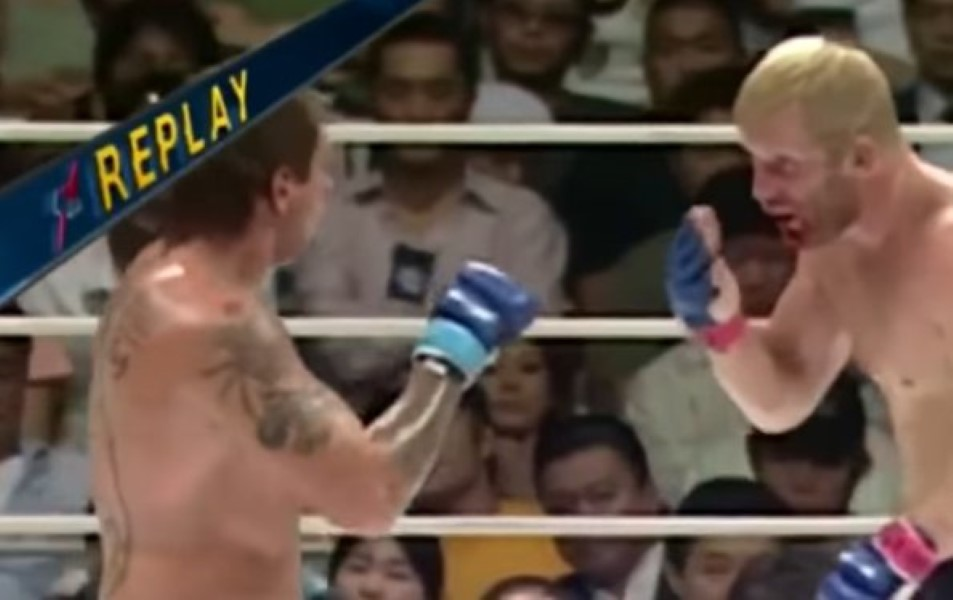 MMA Instant Karma