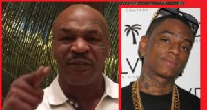 Mike Tyson Chris Brown Soulja Boy