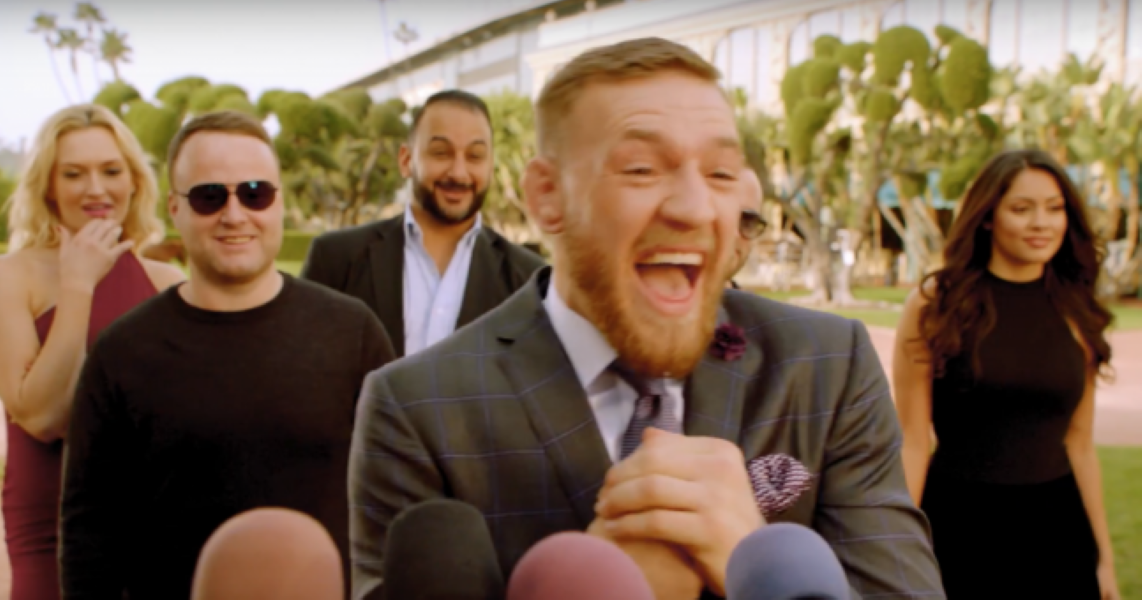Pegasus World Cup Conor McGregor (1)
