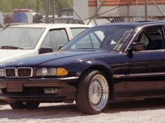 BMW Car Tupac Was Killed In (1)