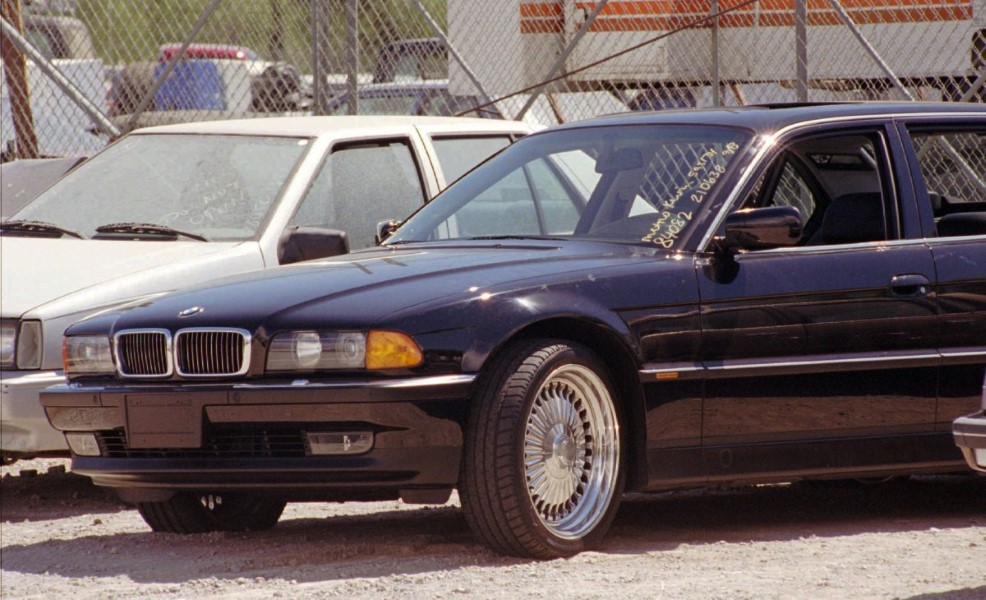 BMW Car Tupac Was Killed In (1)