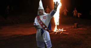 KKK grand wizard found dead