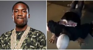 Meek Mill Homeless