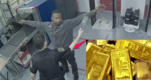 Mint Worker Stole Gold