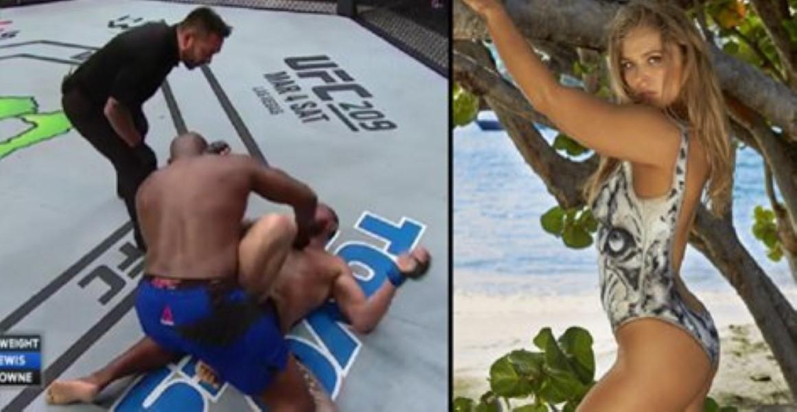 Travis Browne vs Derrick Lewis