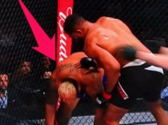 Mark Hunt Alistair Overeem